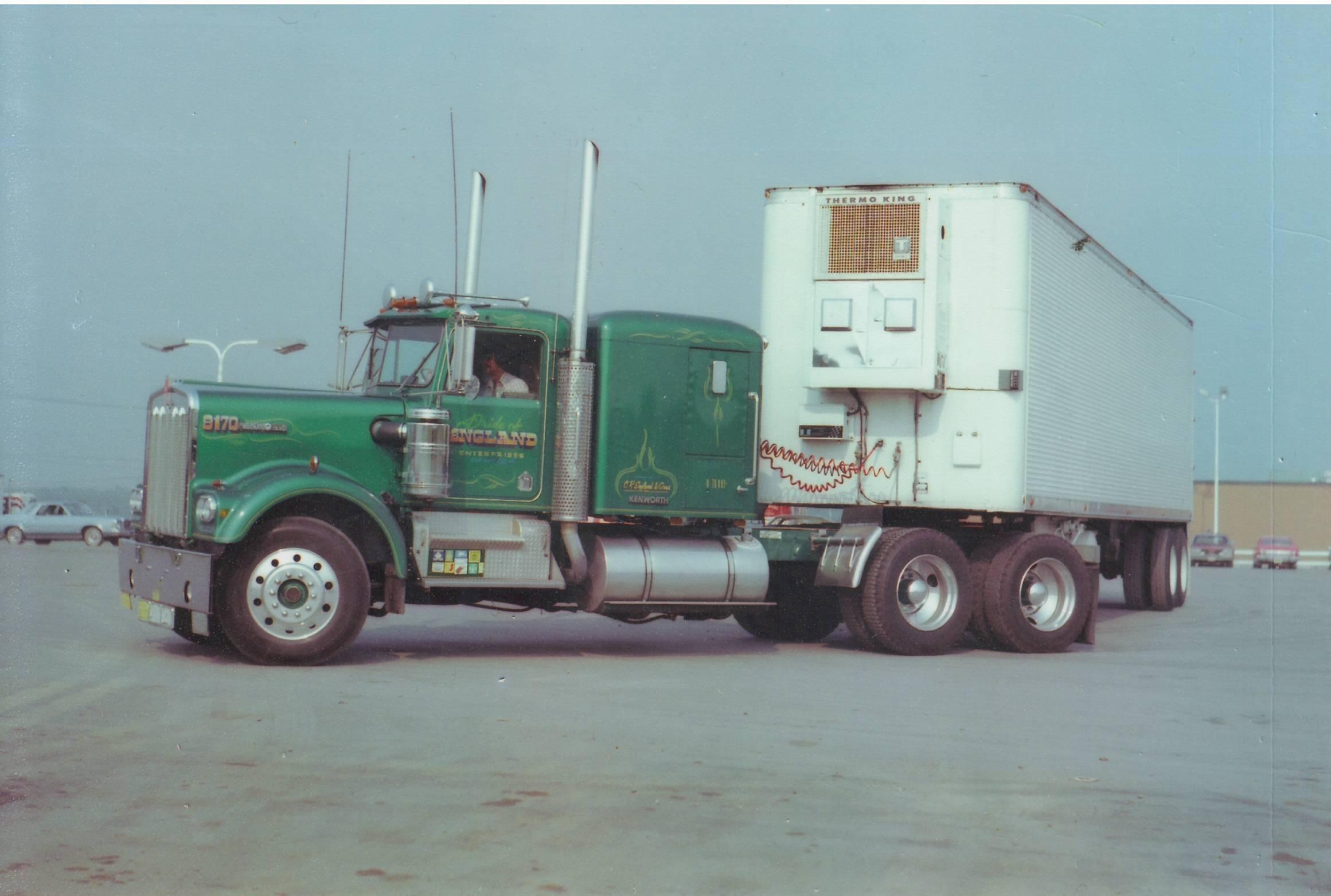 pride truck circa 1982
