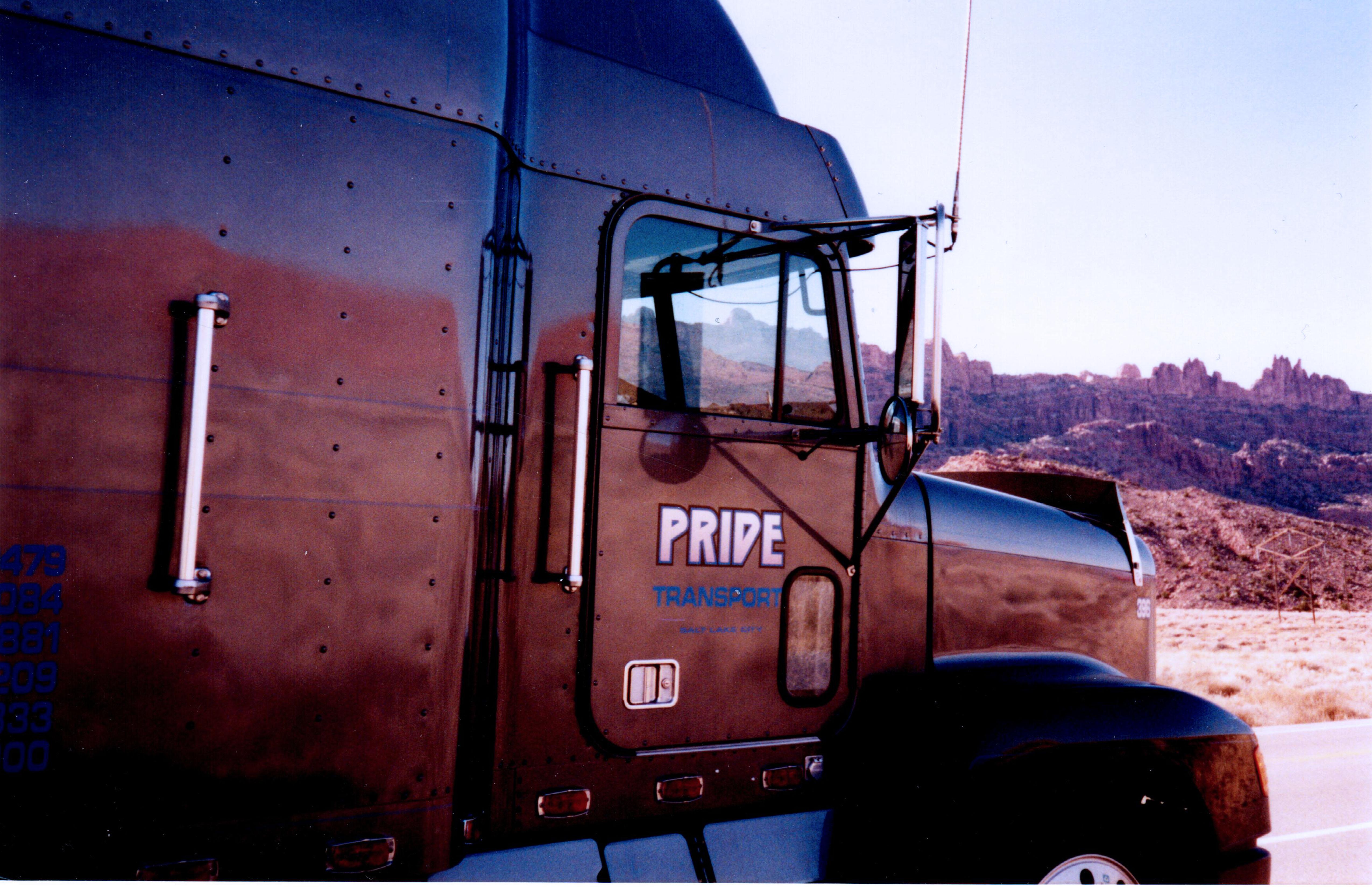 pride truck 1990