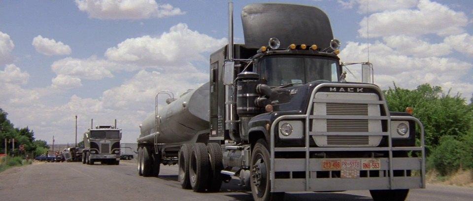 convoy Rubber Duck's 1977 Mack