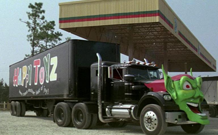 maximum overdrive truck
