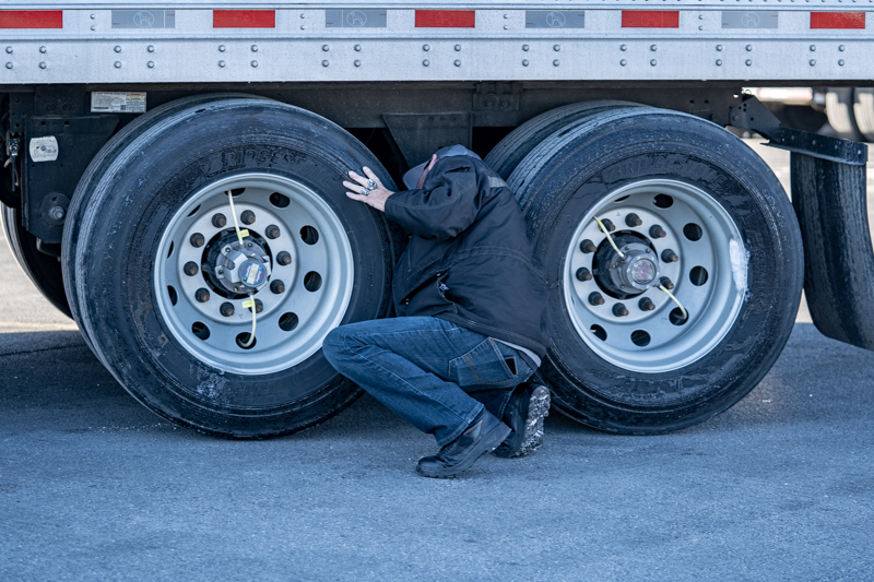 pride transport driver