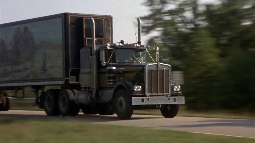 smokey and the bandit truck