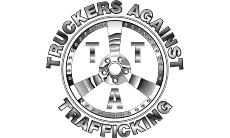 Pride Transport and Truckers Against Trafficking charity partners