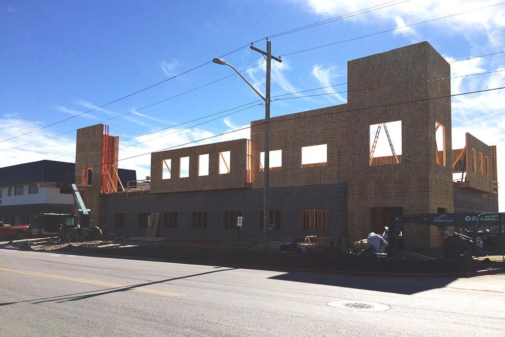 Pride Transport adds an additional building to their Salt Lake City headquarters